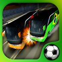 Soccer Team Bus Battle Brazil icon