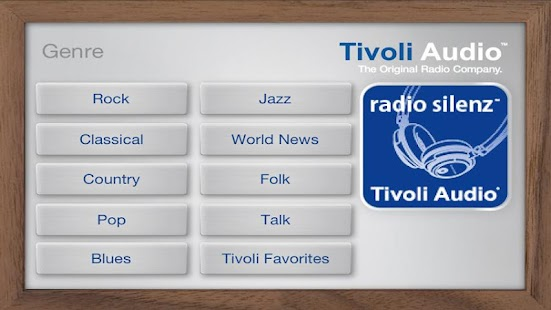 Tivoli Radio - screenshot thumbnail