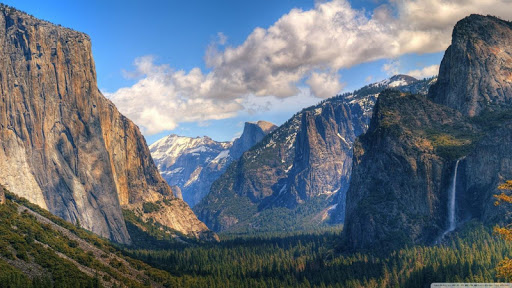 Yosemite HD Wallpaper