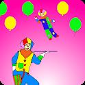Clown Balloon Pop icon