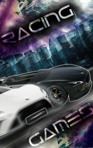 賽車遊戲 - 速度租車