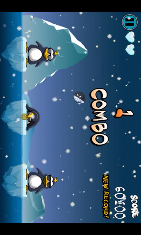 Penguin Jump- screenshot