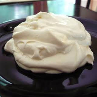 Easy Whipped Cream Without Whipping Cream Recipes.