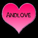 Andlove logo