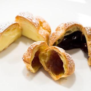 Pâte à Choux Puffs (Cream Puffs)