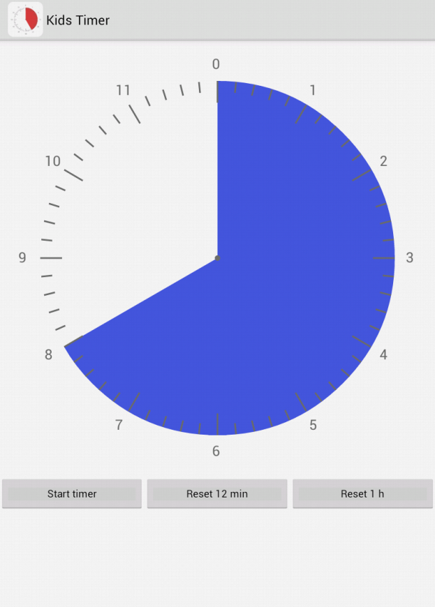 Kids Timer Pro- screenshot
