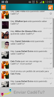 Screenshot of CadêTu?