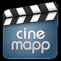 Cine Mapp (Carteleras) logo
