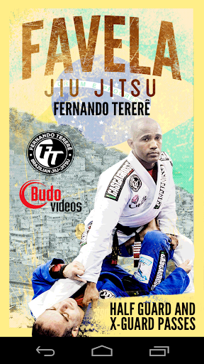Favela BJJ 3 Half and X Guard