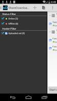 Screenshot of ShareDownloader
