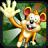 Crazy Chipmunk mobile app icon