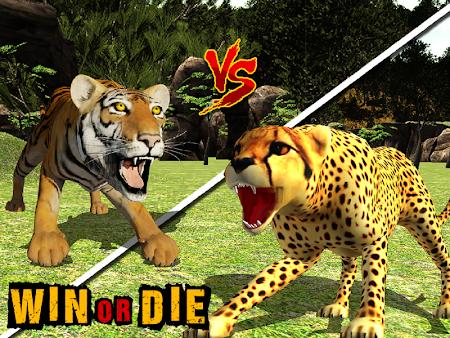 African Cheetah Survival Sim 1.1 screenshot 69712