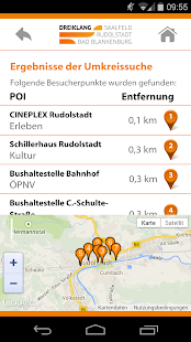 Dreiklang Touristenführer- screenshot thumbnail