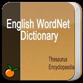 English WordNet Dictionary