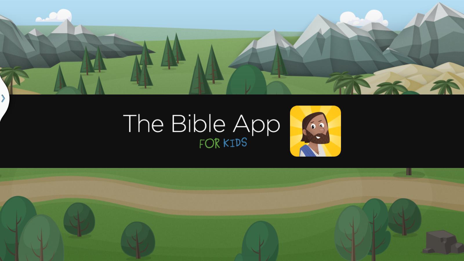 Bible for Kids- screenshot