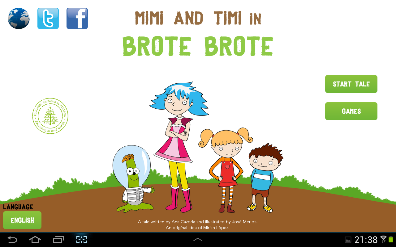 BroteBrote- screenshot