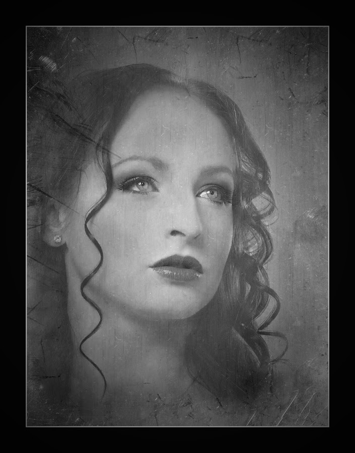 dreaming by Martin Mourek - Black & White Portraits & People