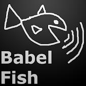 Babel Fish Language Translator