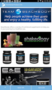 Shakes and Smoothies- screenshot thumbnail