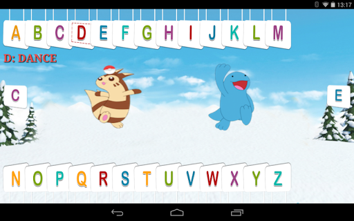 Learn Alpha ABC - Android Tab