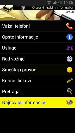 Beograd - Gradski Informator