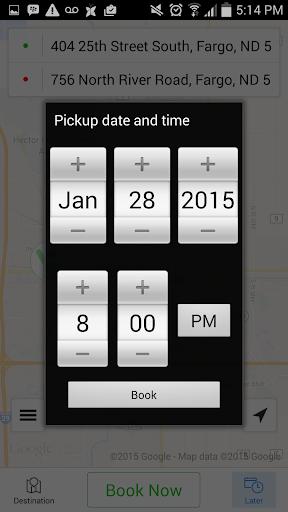 Doyle Cab screenshot 4