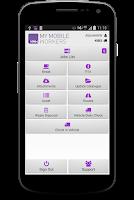Screenshot of My Mobile Workers (MMW)