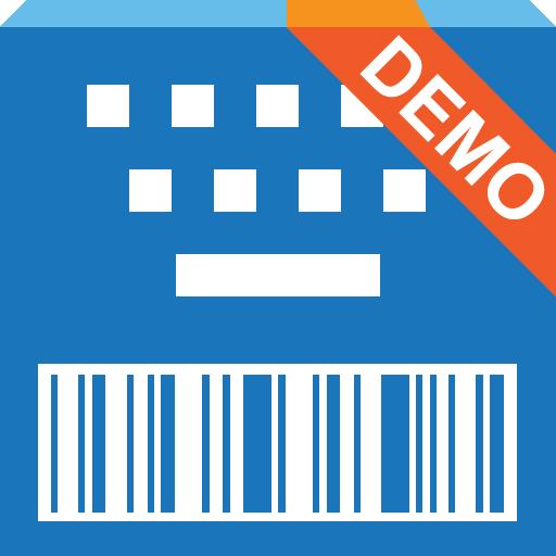 键盘条码扫描器,免费 LOGO-APP點子