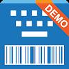 Barcode Keyboard + NFC, Demo