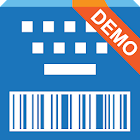 Barcode Keyboard + NFC, Demo icon