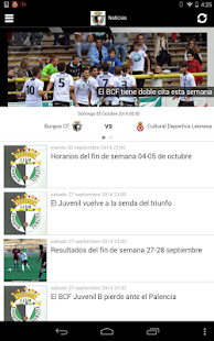 Burgos Club de Fútbol- screenshot thumbnail