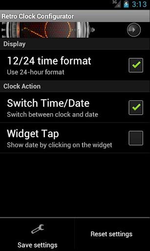 玩個人化App|復古時鐘。數碼。 Widget免費|APP試玩