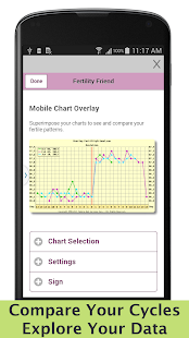 Fertility Friend Tracker - screenshot thumbnail