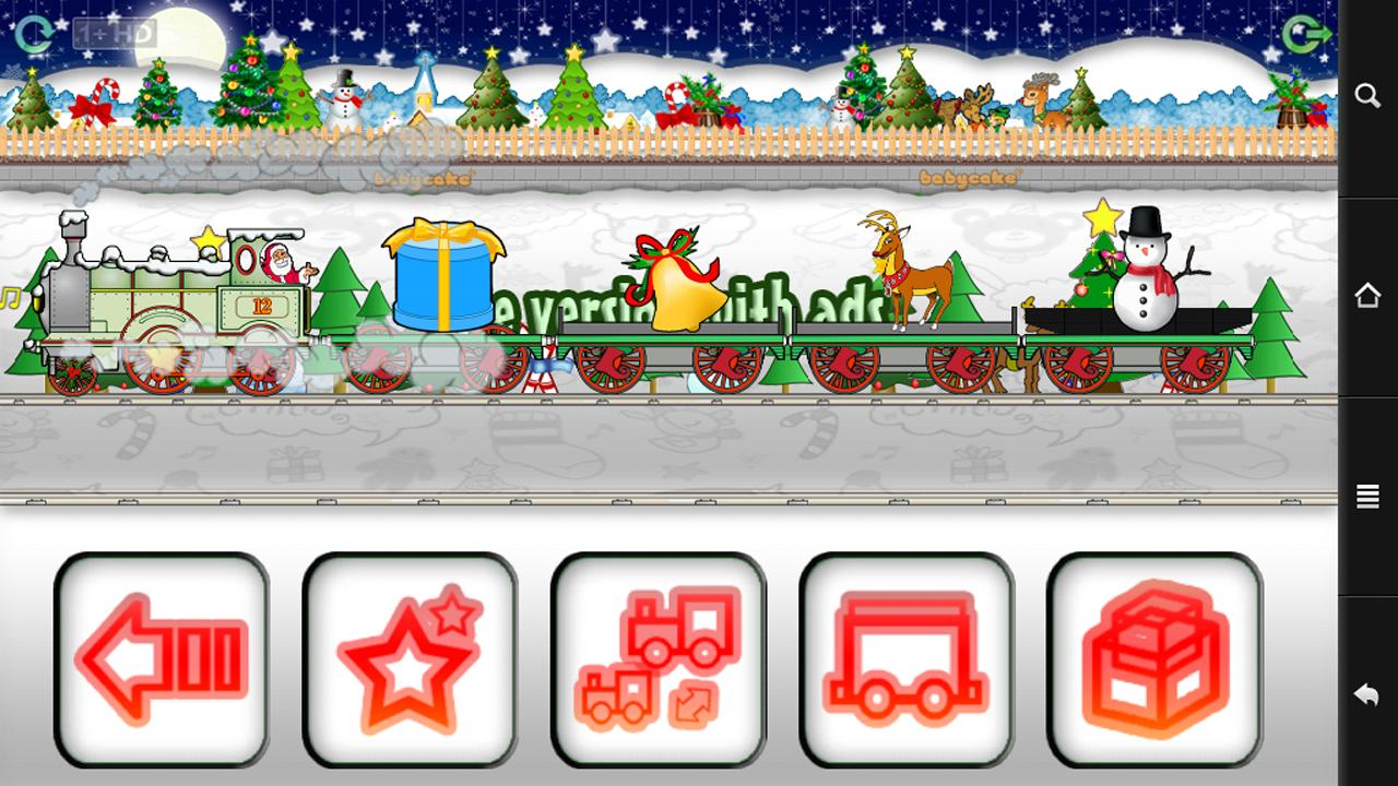Christmas Train - screenshot