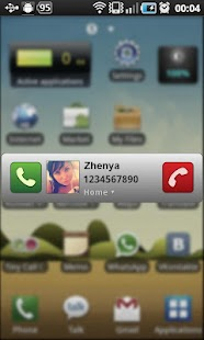 Tiny Call Confirm Plus+ - screenshot thumbnail
