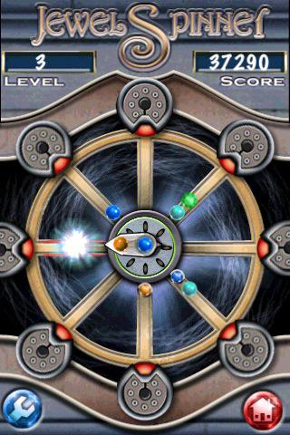 Jewel Spinner FREE!!- screenshot