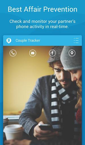 Couple Tracker - 爱你的伴侣的忠诚 临