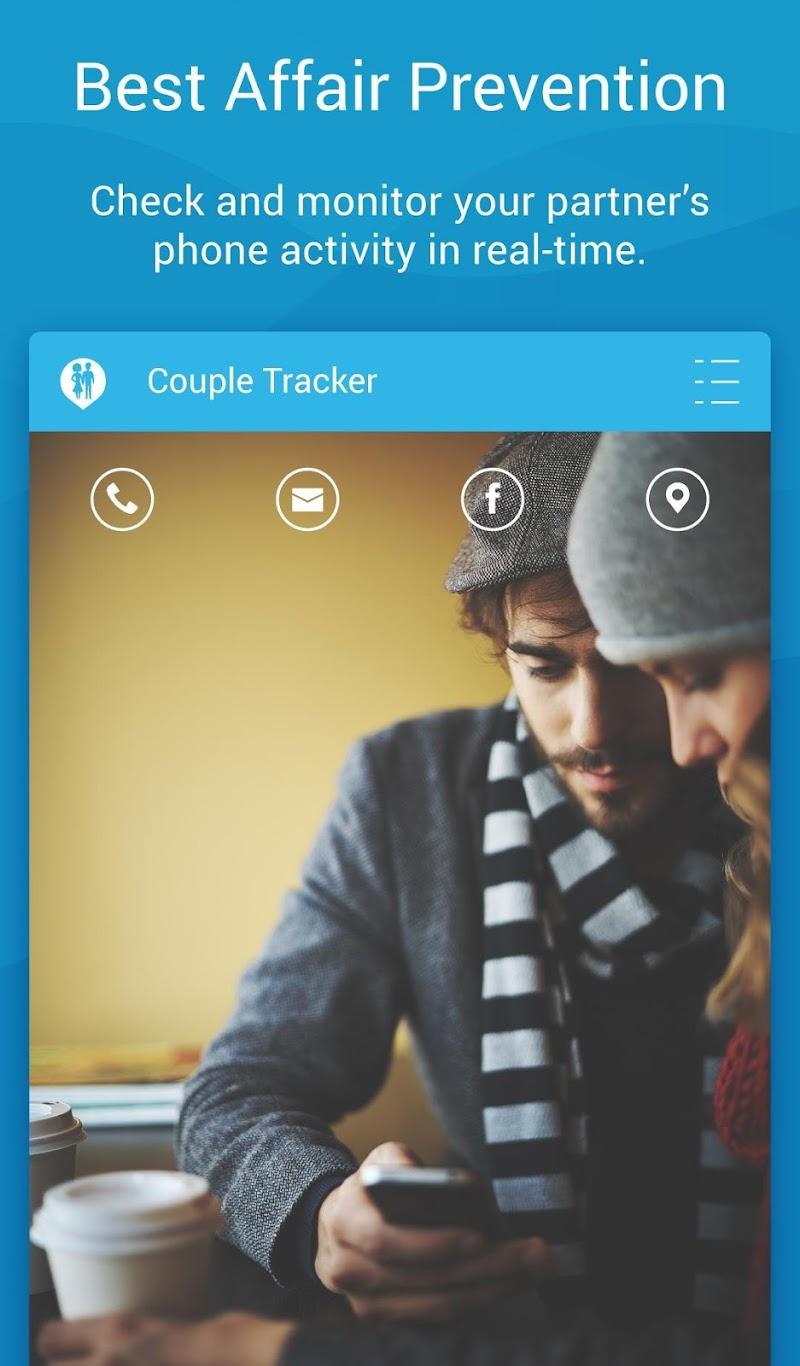Couple Tracker Pro - Cell phone monitoring Screenshot 4