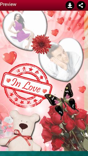 Love Frames Animated