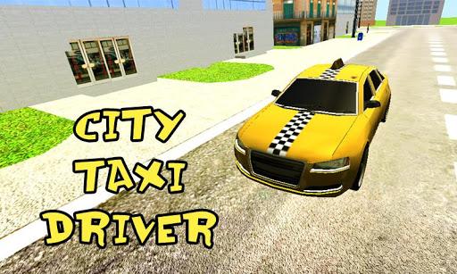 City Taxi Driver 2015
