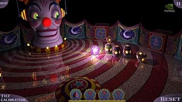 Screenshot of Glowball: Tegra 3 Only