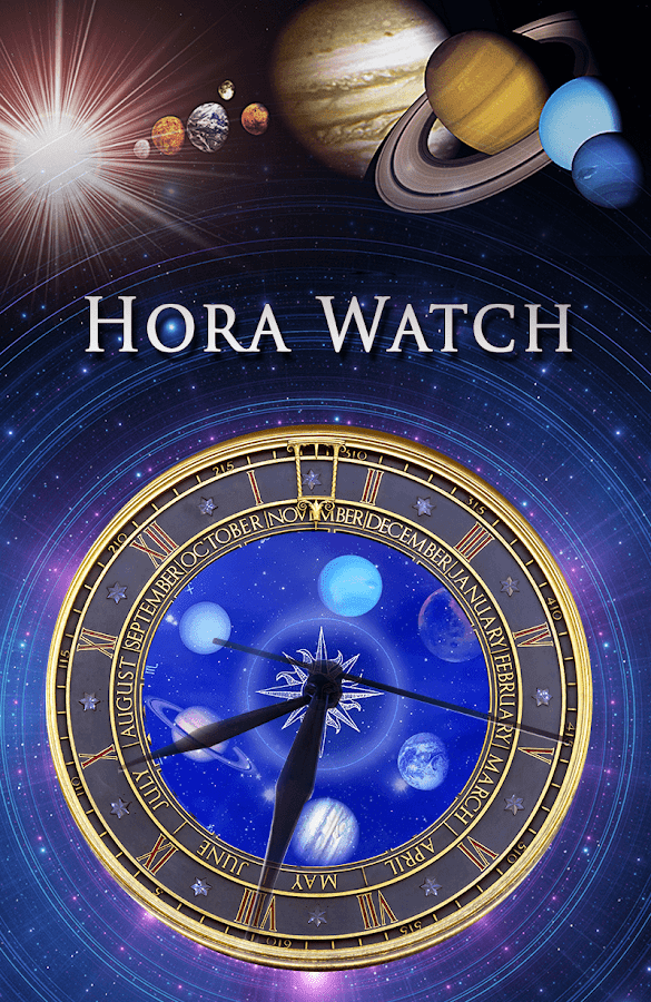 Hora Watch - screenshot