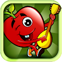 Fruit Jewels Match 3 icon