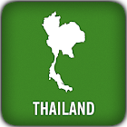 Thailand GPS Map icon