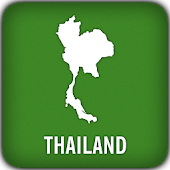 Thailand GPS Map