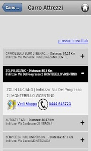 Cerca Carro Attrezzi screenshot 1