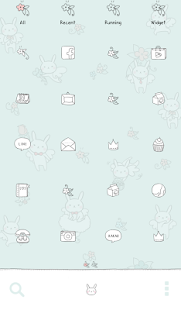 flower dance dodol theme - screenshot thumbnail