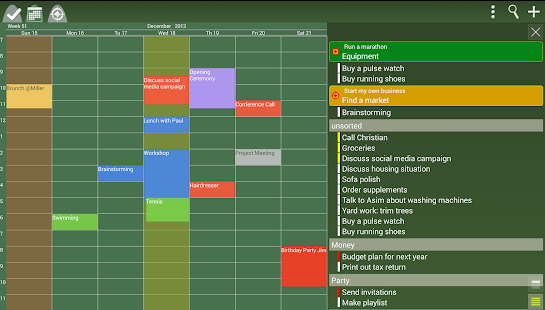 To-Do Calendar Planner+ - screenshot thumbnail