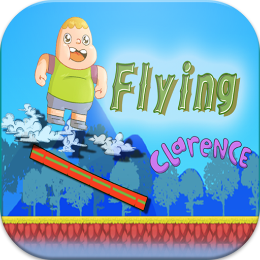 Flying Clarence LOGO-APP點子