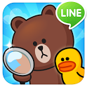 LINE HIDDEN CATCH icon